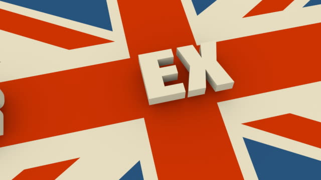 Britain exit from European Union. Brexit video