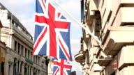 British flags video