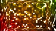 Broadcast Firey Light Hi-Tech Squares Room 05 video