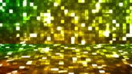 Broadcast Firey Light Hi-Tech Squares Stage 02 video