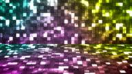 Broadcast Firey Light Hi-Tech Squares Stage 03 video