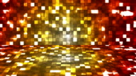 Broadcast Firey Light Hi-Tech Squares Stage 05 video