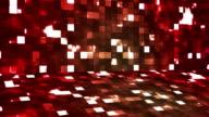 Broadcast Firey Light Hi-Tech Squares Stage 09 video