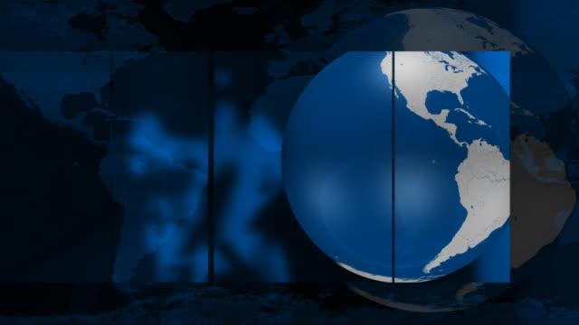 Broadcast Globe - News video