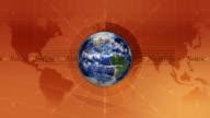 Broadcast Globe Series - HD, Loop video