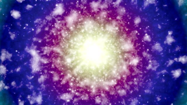 Broadcast Hi-Tech Firey Celestial Body 03 video