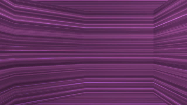 Broadcast Horizontal Hi-Tech Lines Dome, Purple, Abstract video