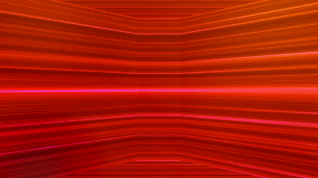Broadcast Horizontal Hi-Tech Lines Dome, Red, Abstract video