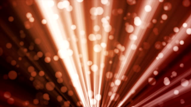 Broadcast Light Bokeh, Brown, Events video