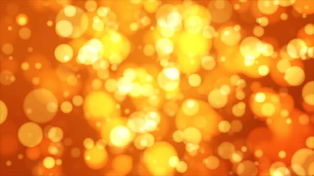 Broadcast Light Bokeh, Golden, Events video