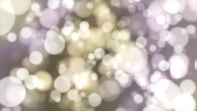 Broadcast Light Bokeh, Gray, Events video