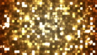 Broadcast Twinkling Firey Light Squares 10 video