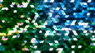Broadcast Twinkling Squared Hi-Tech Triangles 08 video