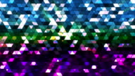 Broadcast Twinkling Squared Hi-Tech Triangles 16 video