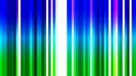 Broadcast Twinkling Vertical Hi-Tech Bars, Multi Color, Abstract video
