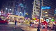 Broadway street, New York video