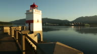 Brockton Point Lighthouse, Burrard Inlet video
