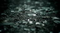 DOLLY: Broken glass video