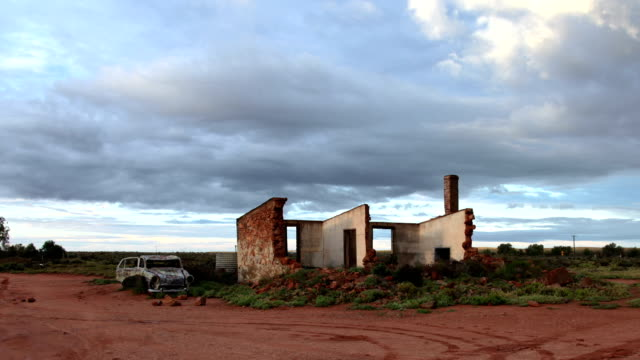 Broken Hill Ruins Time-lapse video