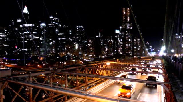 Brooklyn Bridge and Manhattan video