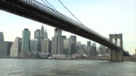 Brooklyn bridge hd video