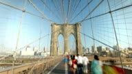 Brooklyn Bridge, New York video