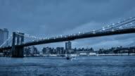 Brooklyn bridge, New York video