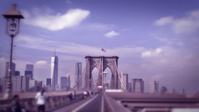NEW YORK Brooklyn Bridge video