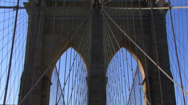 BrooklynBridge Net Panning Up HD video