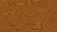 Brown wooden plank as background texture video