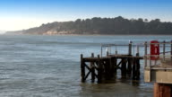 Brownsea Island from Sandbanks Jetty video