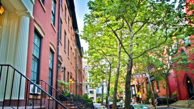 Brownstone,Brooklyn,NYC - video