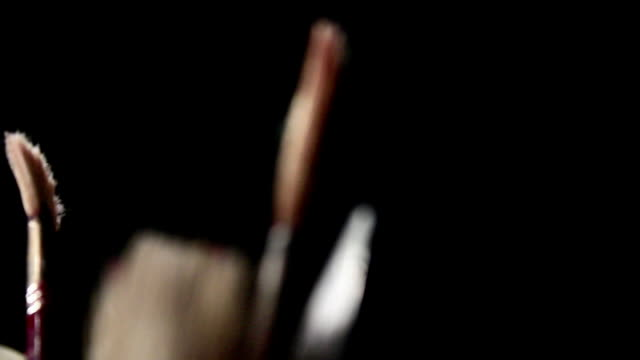 brush video