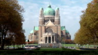 Brussels Koekelberg Basilica video