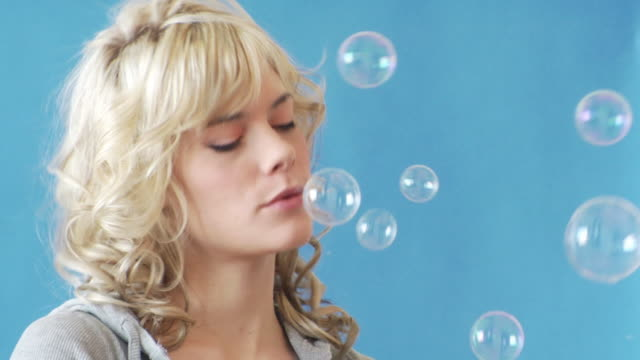 Bubble Girl video