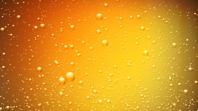 Bubble Liquid Beer video