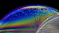 Bubble pattern video
