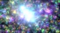 bubbles color 4k video