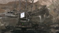 SLOW MOTION: Bucket Wheel Excavator video