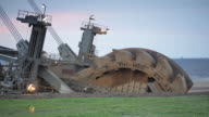 Bucket wheel video