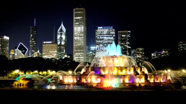Buckingham Fountain, Chicago video