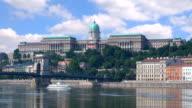 Buda Castle - Budapest, Hungary. video