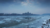 Budapest in the winter video