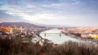 Budapest Panorama, Hungary, Europe video