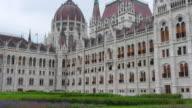 Budapest Parliament Building, Hungary video
