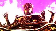 Buddha Nirvana XVI video