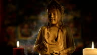 Buddha Statue video