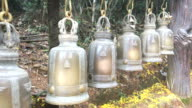 Buddhist bells video