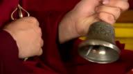 Buddhist Meditation bell video