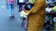 Buddhist monk video